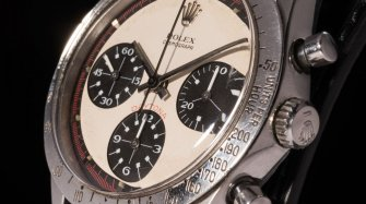 Winning Icons – Legendary Watches of the 20th Century Auctions and vintage