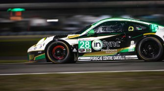 Timing partner of the GTD class winner at Daytona Sport