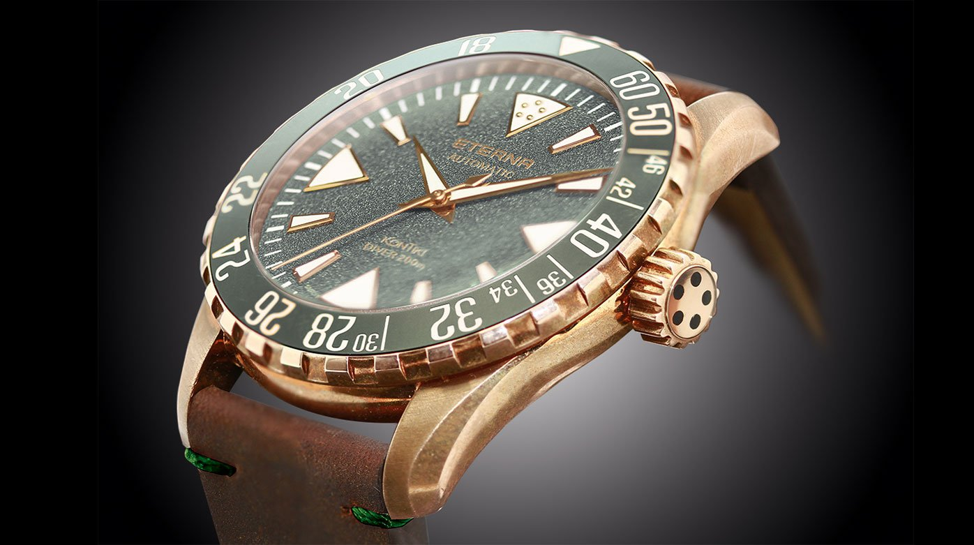 Eterna - The KonTiki goes green