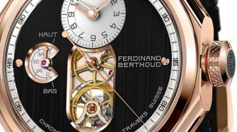 Video. Chronometer FB 1