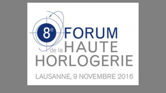 8th Forum de la Haute Horlogerie – Age of Transitions