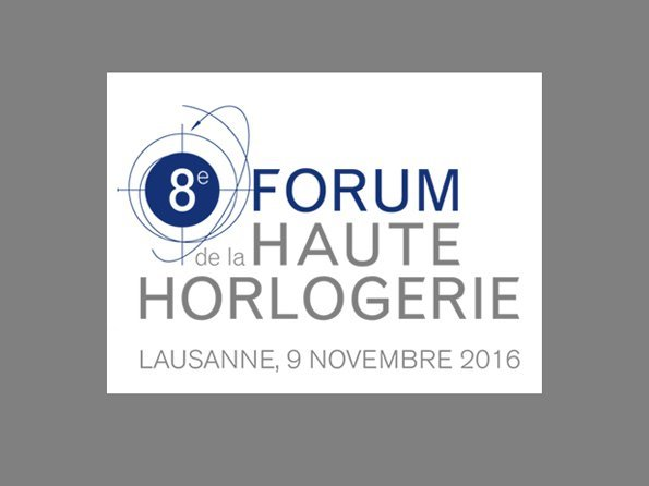 Fondation de la Haute Horlogerie - 8th Forum de la Haute Horlogerie – The Age of Transitions