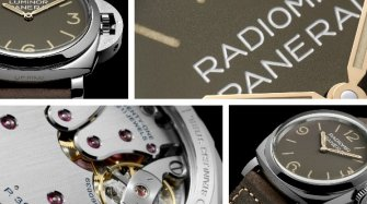 Radiomir 1940 3 Days & Luminor 1950 3 Days Acciaio – 47mm