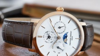 Video. Manufacture Perpetual Calendar