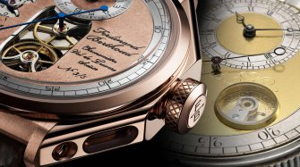 Back in Time : les libertés choisies de Ferdinand Berthoud Manufacture