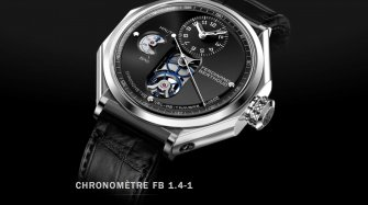 Chronomètre FB 1.4 Trends and style