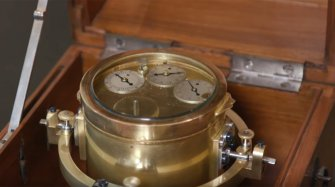 Longitude clock n°30 - a masterpiece restoration  Auctions and vintage