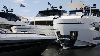 At the Fort Lauderdale Boat Show Exhibitions