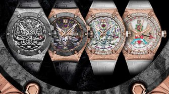 Revolution Fileteado GMT Trends and style