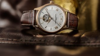 Classics Index Automatic and Heart Beat watches Trends and style