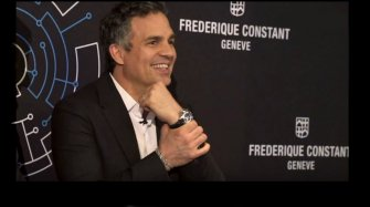 Lancement de la Hybrid Manufacture à New York avec Mark Ruffalo