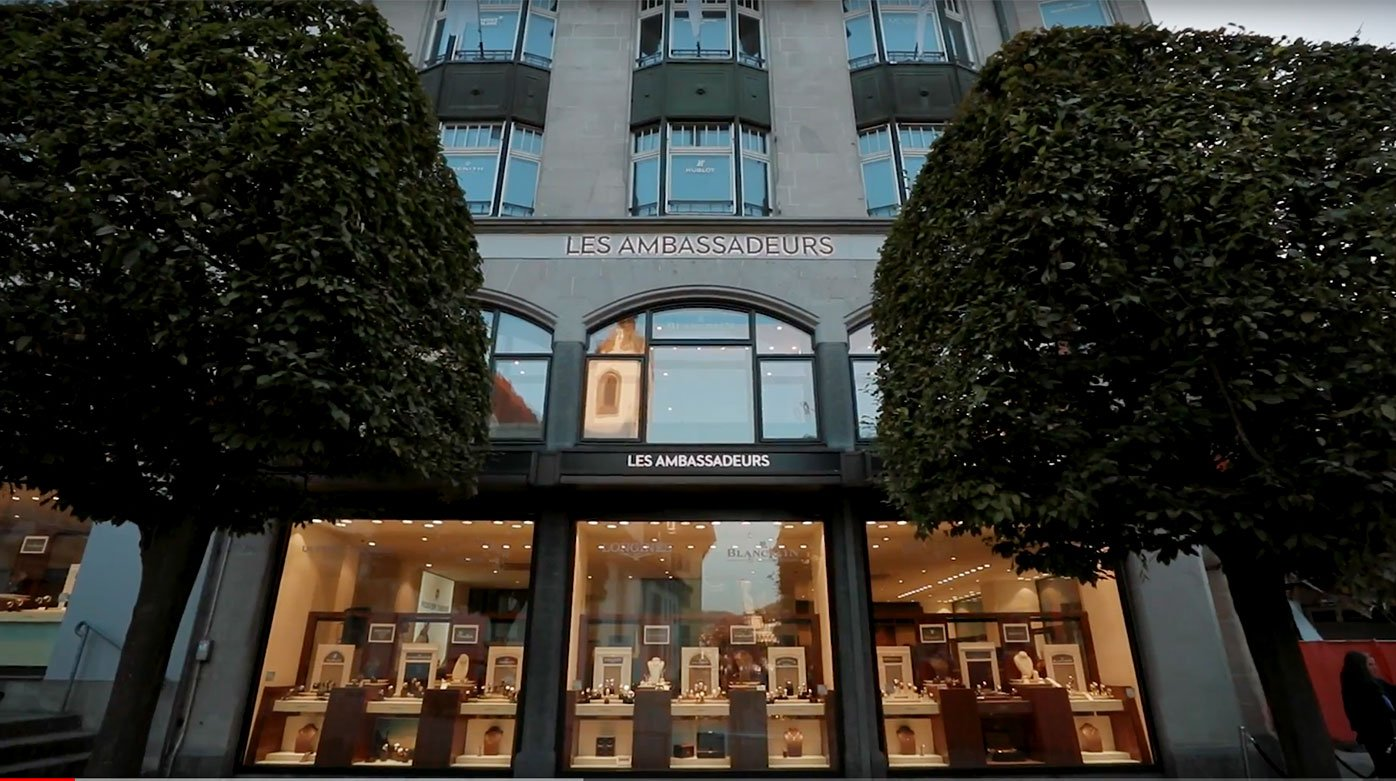 Frederique Constant - 30 years anniversary with Les Ambassadeurs