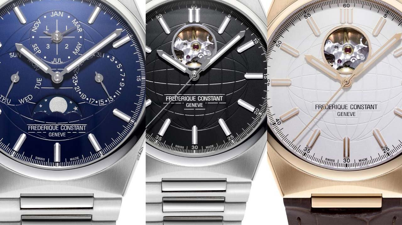 Frédérique Constant - Highlife Collection