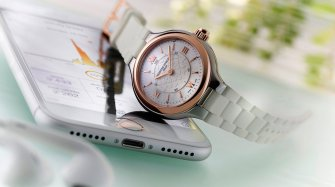 Horological Smartwatch Notify Lady
