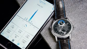 The world's first mechanical smartwatch Watches