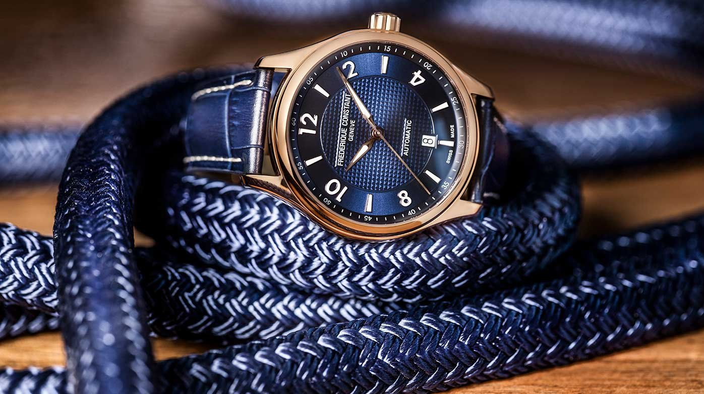 Frederique Constant - Two new Runabout paying tribute to the Riva boats