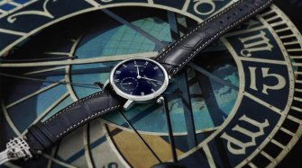 Slimline Power Reserve Manufacture Trends and style