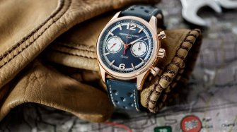 Vintage Rally Healey Chronographe Automatique Style & Tendance