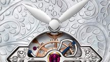 Cat's Eye Tourbillon sous Pont d'Or