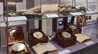 130 Years of Marine Chronometers from Saxony Trends and style
