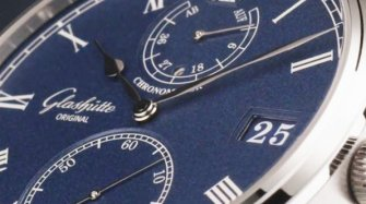 Video. Senator Chronometer Trends and style