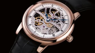Senator Manual Winding Skeletonized Edition