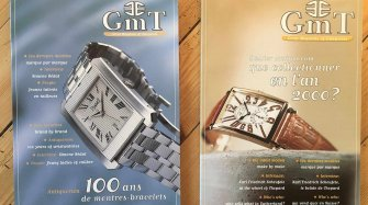 20 ans de GMT : l'horlogerie en l'an 2000* Art et culture