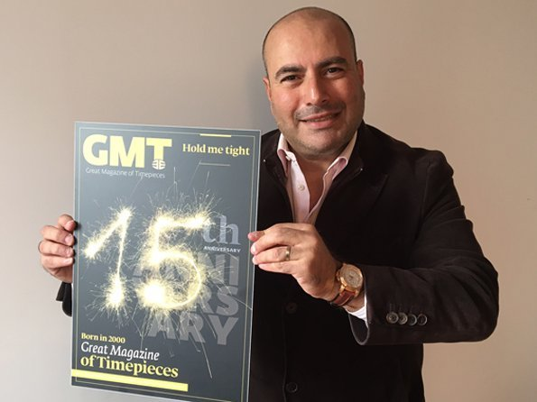 GMT Middle East - The watch magazine goes to Dubai