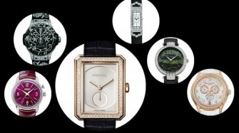 Fashion and watchmaking Trends and style