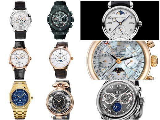 GPHG 2016 - Calendar watches