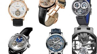 Tourbillons Innovation and technology
