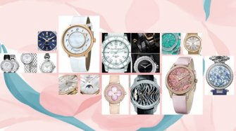 Ladies' watches Trends and style