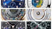 Travel time watches honoured in new category