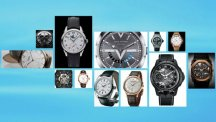 Men's watches: A category big on small seconds