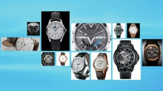 Men's watches: A category big on small seconds Trends and style