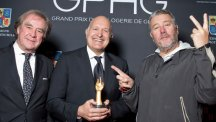 The Aiguille d'Or goes to Girard-Perregaux