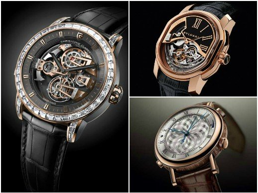 Geneva Watchmaking Grand Prix  - Striking watches