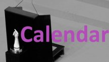 Table ronde : Calendrier