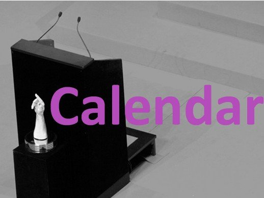 GPHG 2015 - Table ronde : Calendrier