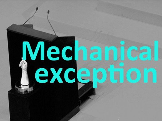 GPHG 2015 - Round Table: Mechanical Exception