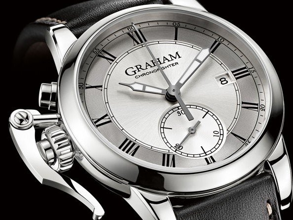 Graham - Chronofighter 1695 Erotic