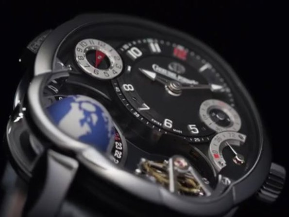 Greubel Forsey - Video. GMT 5 Editions