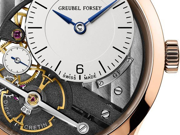 Greubel Forsey - Video. Signature 1