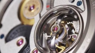 Video. Tourbillon 24 Secondes Vision Brands