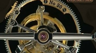 Video. Double Tourbillon 30° Innovation and technology