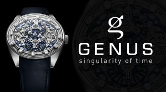Genus x WorldTempus Manufacture