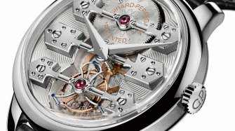 La Esmeralda Tourbillon, white gold Trends and style