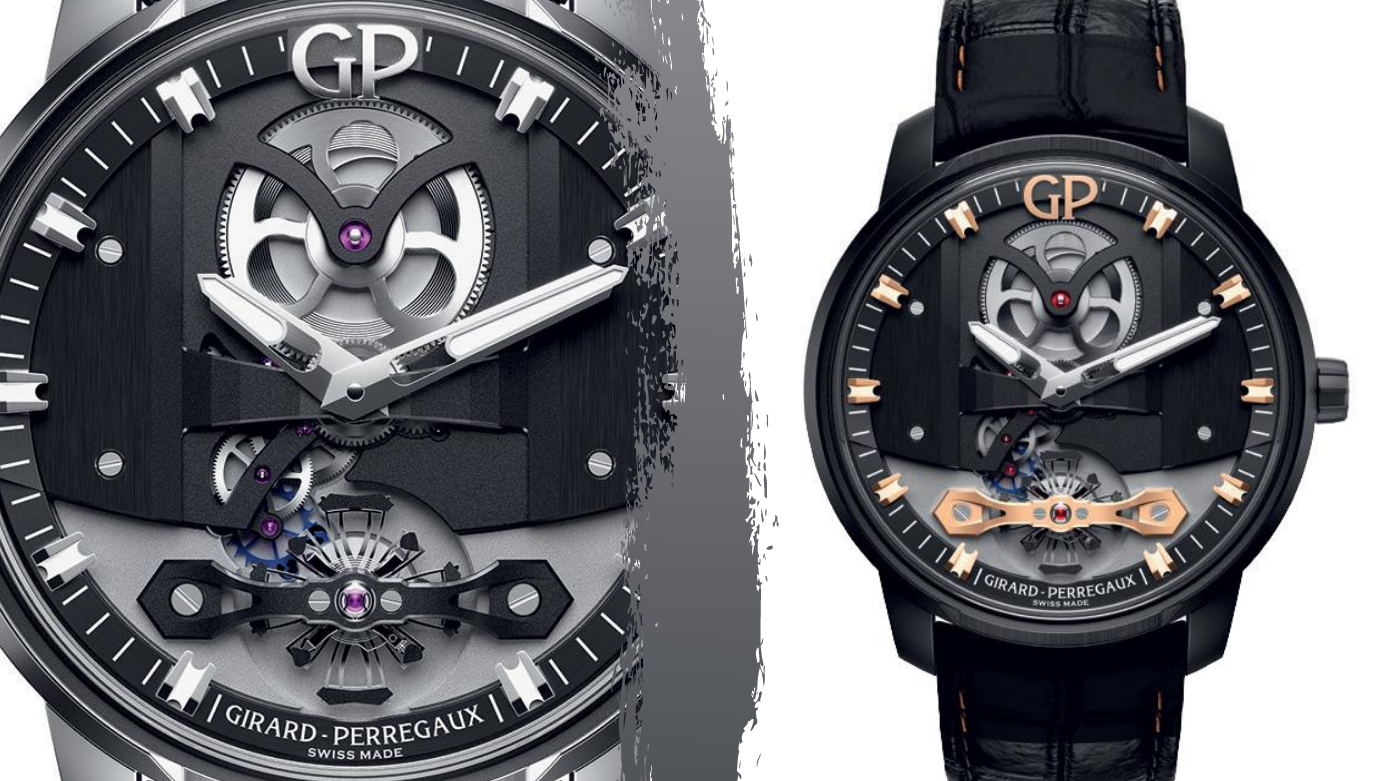 Girard-Perregaux - Liberating The Bridge