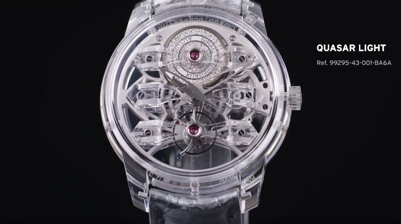 Girard-Perregaux - Quasar Light