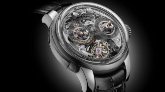 Minute Repeater Tri-Axial Tourbillon Trends and style